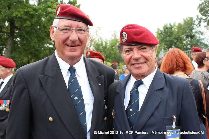 Le 1er RCP à Pamiers célèbre la St MICHEL 21 et 22 septembre 2012 Img_4419