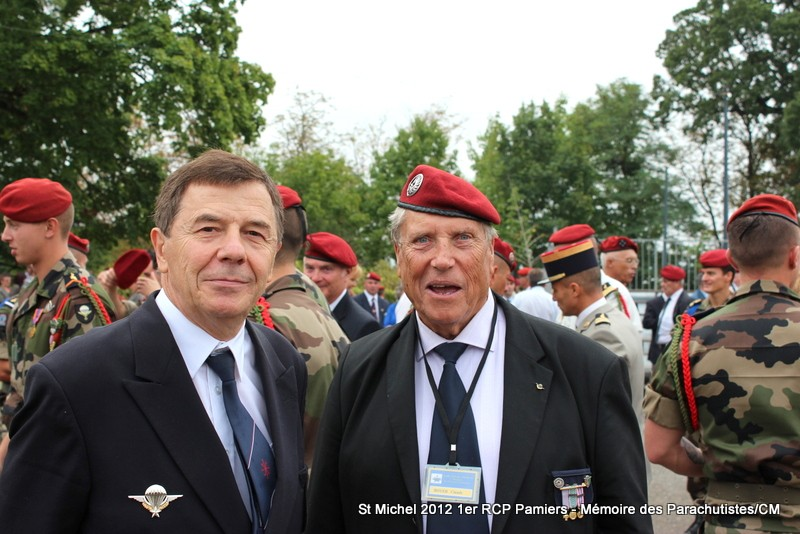 Le 1er RCP à Pamiers célèbre la St MICHEL 21 et 22 septembre 2012 Img_4421