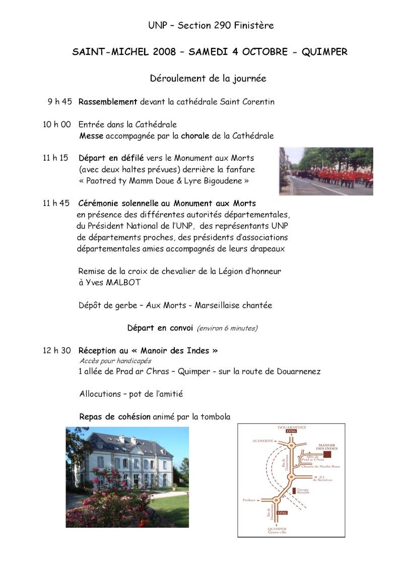 St MICHEL section290 Quimper Finistère samedi 4 octobre 2008 Saint_12