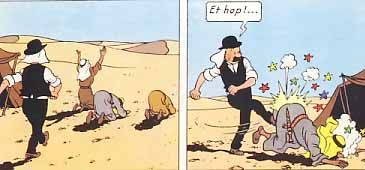 Défilé armée algérienne 14 juillet 2011-2012 Tintin10