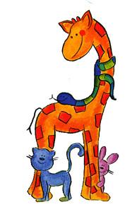 Marshal Rosenberg : « Tout conflit peut se transformer en un dialogue paisible » Girafe12