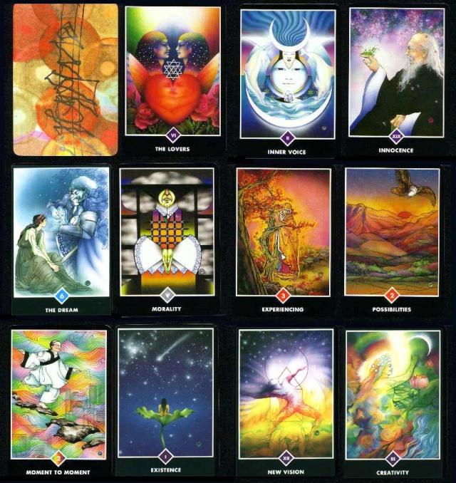Le Tarot Zen et autres jeux de cartes. Zen210