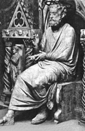 Chaire de saint Pierre à Antioche 022210