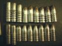 Pas de rayure des canons et poids des balles Fil42710