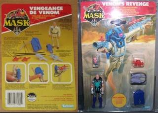M.A.S.K. (Kenner/PlayFul) 1985-1988 Venoms10