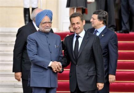 UE/Inde: vers un accord de libre-échange Nicola67