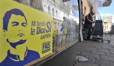 Equateur: Correa prône le socialisme du XXIe siècle Rafael10