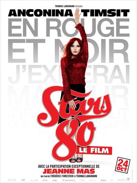 """Les affiches du film """"STARS 80"""" !! 1410"""