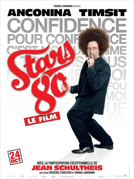 """Les affiches du film """"STARS 80"""" !! 310"""