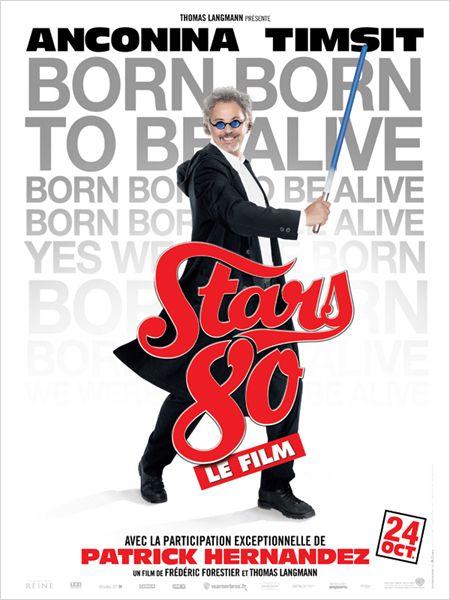 """Les affiches du film """"STARS 80"""" !! 410"""