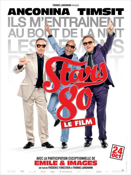 """Les affiches du film """"STARS 80"""" !! 610"""