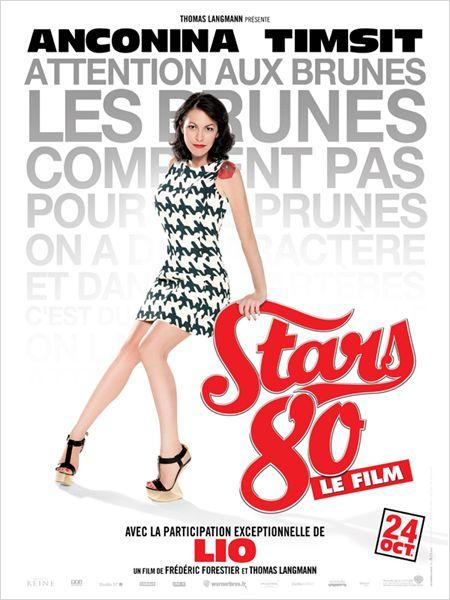 """Les affiches du film """"STARS 80"""" !! 710"""