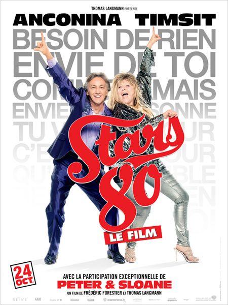 """Les affiches du film """"STARS 80"""" !! 910"""