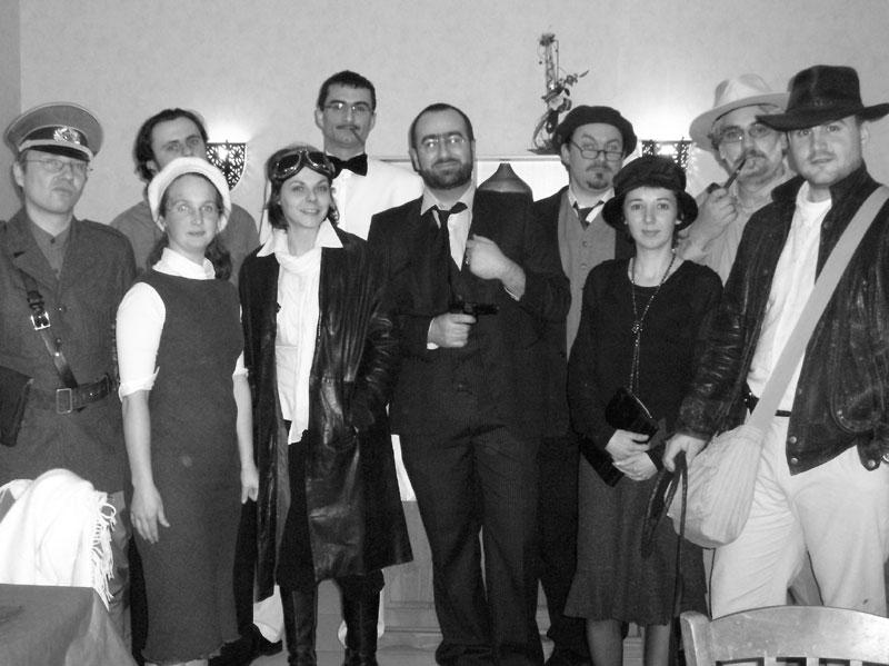 [Murder] Meutre à casablanca - Brignac (56) Sessio10