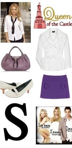 La mode dans Gossip Girl Serena11