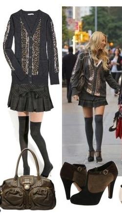 La mode dans Gossip Girl Serena12
