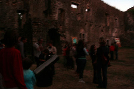 Animation à Villandraut samedi 25 août 2012 1410