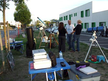 Soirée Astraéro jeudi 4 octobre 2012 Dscf0523