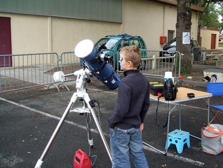 Animation solaire dimanche 14 octobre 2012 Dscf0542