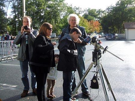 Animation solaire dimanche 14 octobre 2012 Dscf0546