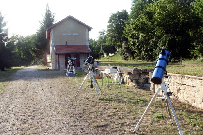 Maison du Patrimoine Naturel du Créonnais Instal10