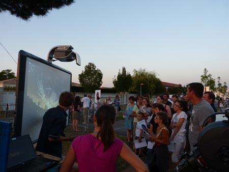 Nuit des Etoiles vendredi 10 août 2012 P1000420