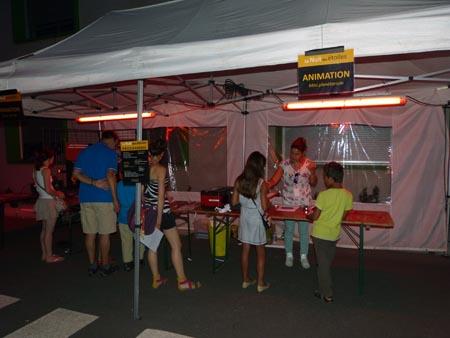 Nuit des Etoiles vendredi 10 août 2012 P1000510