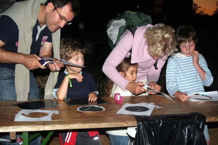 Nuit des Etoiles le 6 août 2010 Stand_10