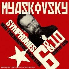 Nikolai Miaskovsky (1881-1950) 51t9xc10