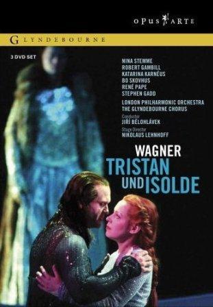 wagner - wagner : Tristan et Isolde Dvd-tr10