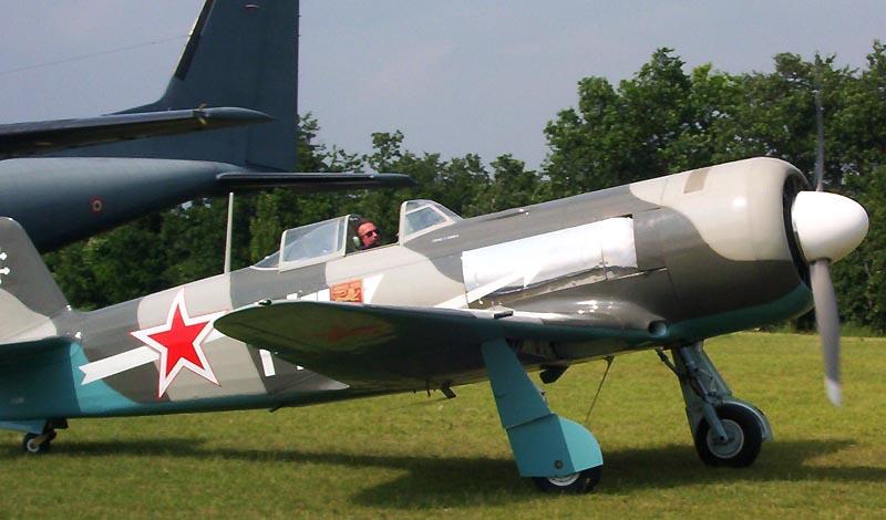 Pierre DAGUE Yak11-10