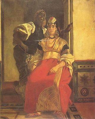 SOIR DU HENNE AVEC  LA KESOUA EL KBIRA (grande robe en arabe) 110