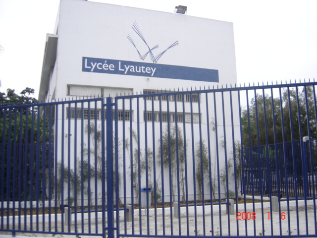 LYCEE LYAUTEY CASABLANCA I061_l10