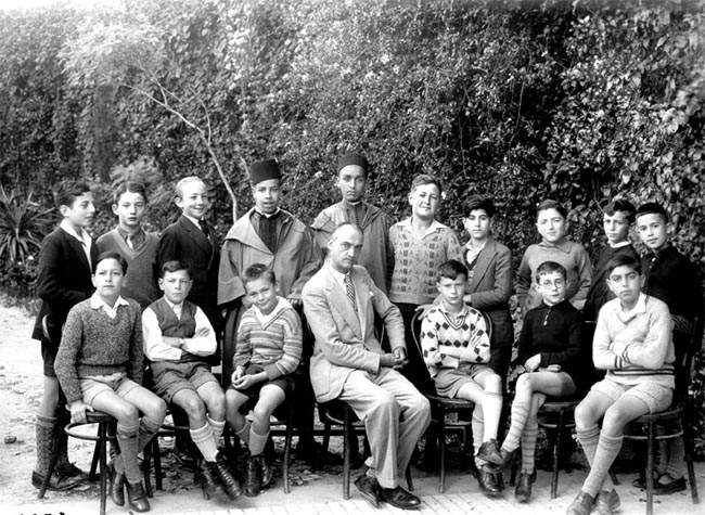 LYÇÈE REGNAULT TANGER R_192910
