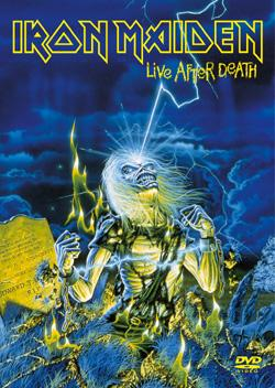 Iron Maiden: Live after death Liveaf10