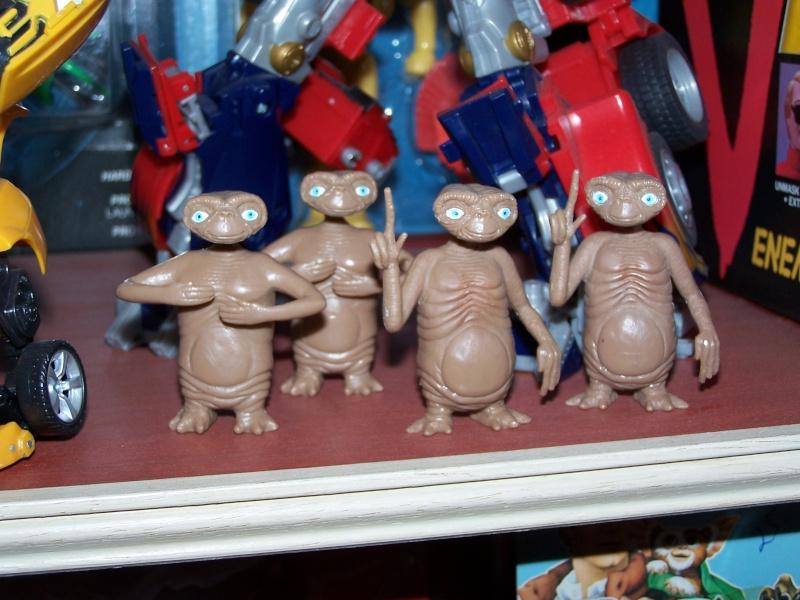 E.T. L'extra-terrestre - Les jouets et produits dérivés 80's 100_3013