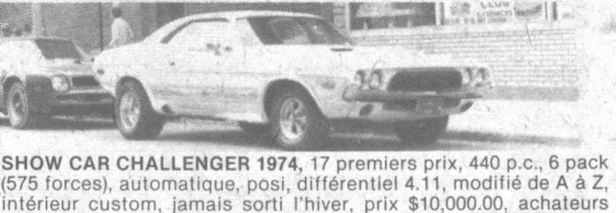 Ancien custom et modifer du Québec - Page 2 74chal10