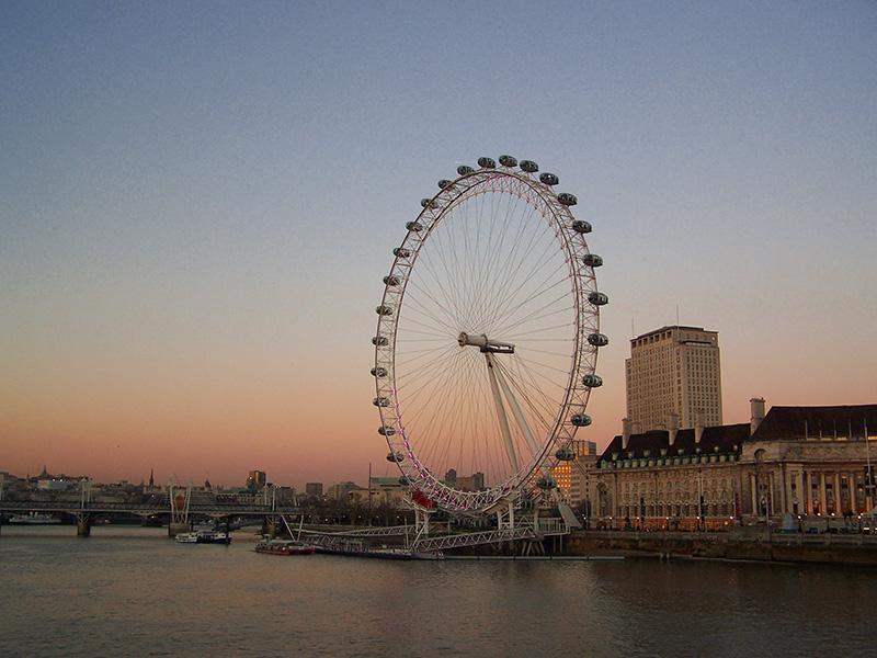 London 2008 Sunset10