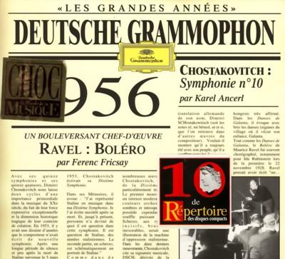 Chostakovitch - Symphonie n°10 Ancerl10