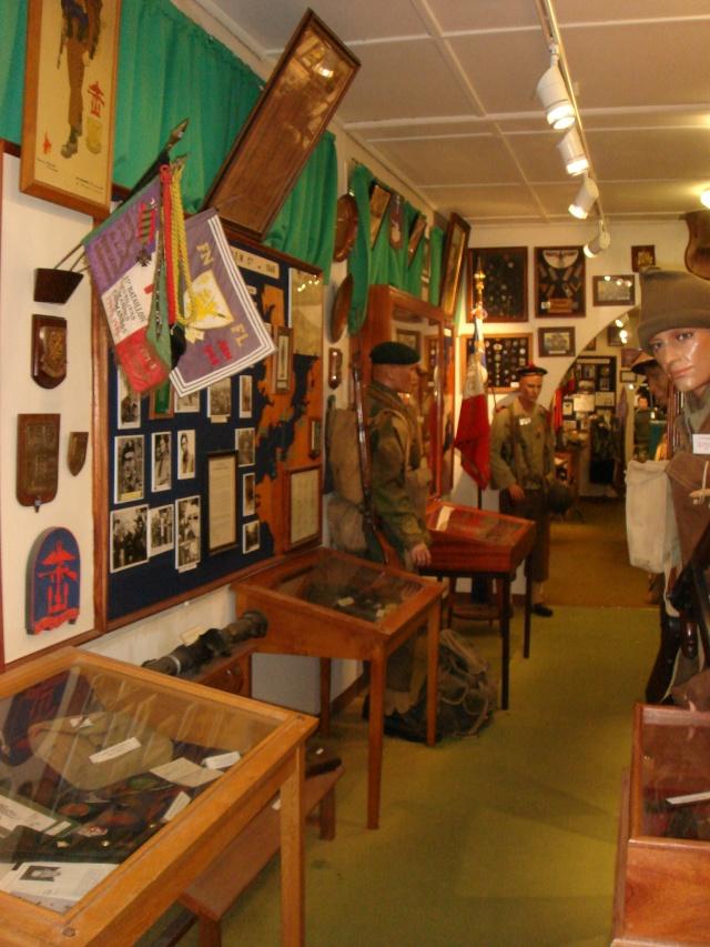 [Les musées en rapport avec la Marine] Musée des fusiliers marins - Lorient Musee_10