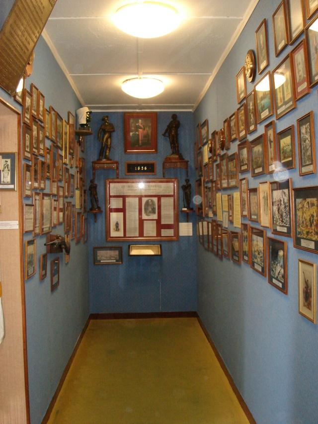 [Les musées en rapport avec la Marine] Musée des fusiliers marins - Lorient Musee_11