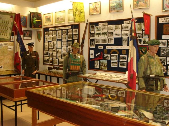 [Les musées en rapport avec la Marine] Musée des fusiliers marins - Lorient Musee_14