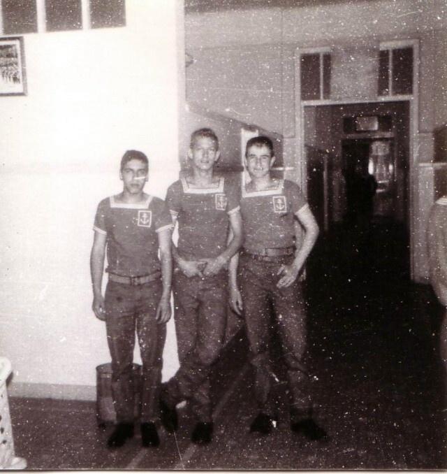 [ École des Mousses ] 76/77 - 2eme compagnie - 5 avril 76/1e Scan1012