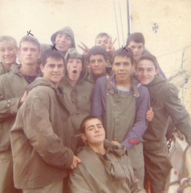 [ École des Mousses ] 76/77 - 2eme compagnie - 5 avril 76/1e Scan1013