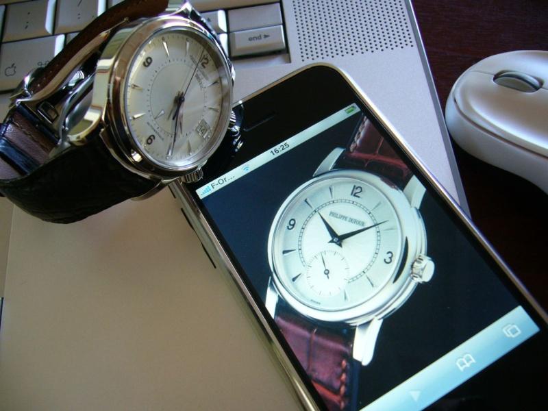 Les montres d'exception de Philippe Dufour P1050910