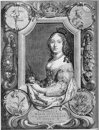 Deux fois Reine de POLOGNE Ludovi10