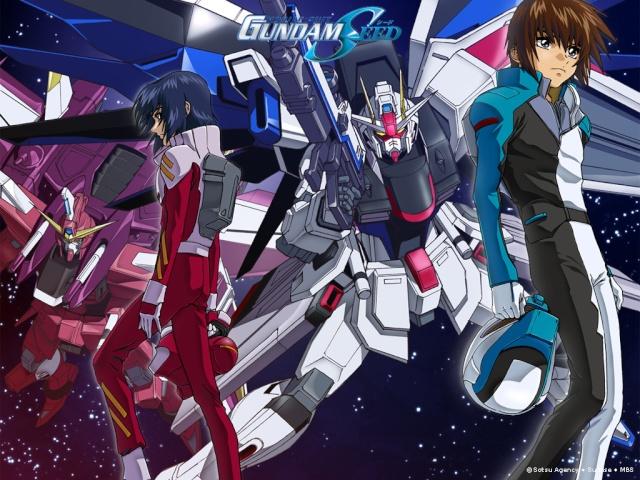 Fan Club de Gundam Seed Gundam10