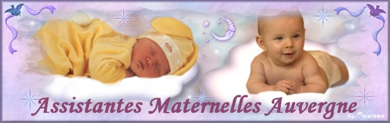 assistante maternelle Auvergne