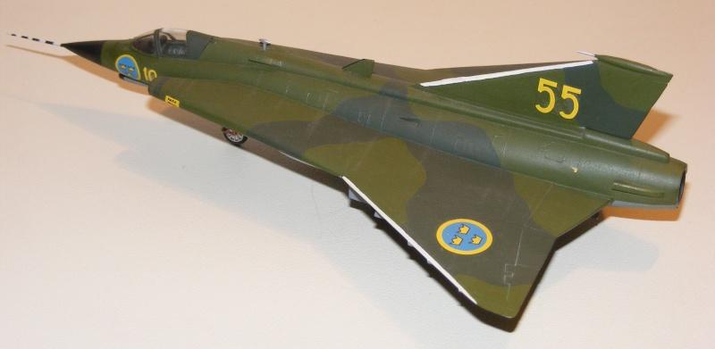 [Heller] SAAB Draken 2007_124