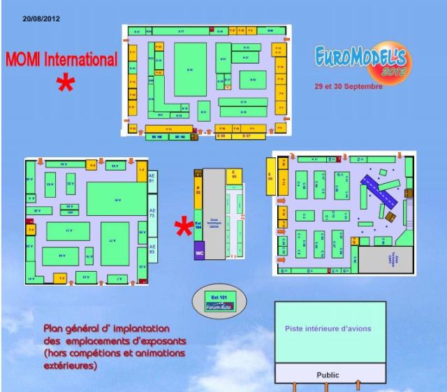 Châtellerault  29 & 30 Septembre 2012 Plan_111